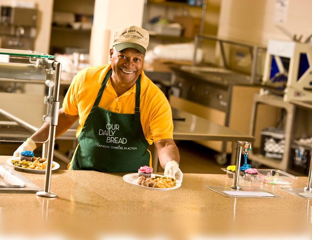 Our Daily Bread Hot Meal Program - Catholic Charities of Baltimore